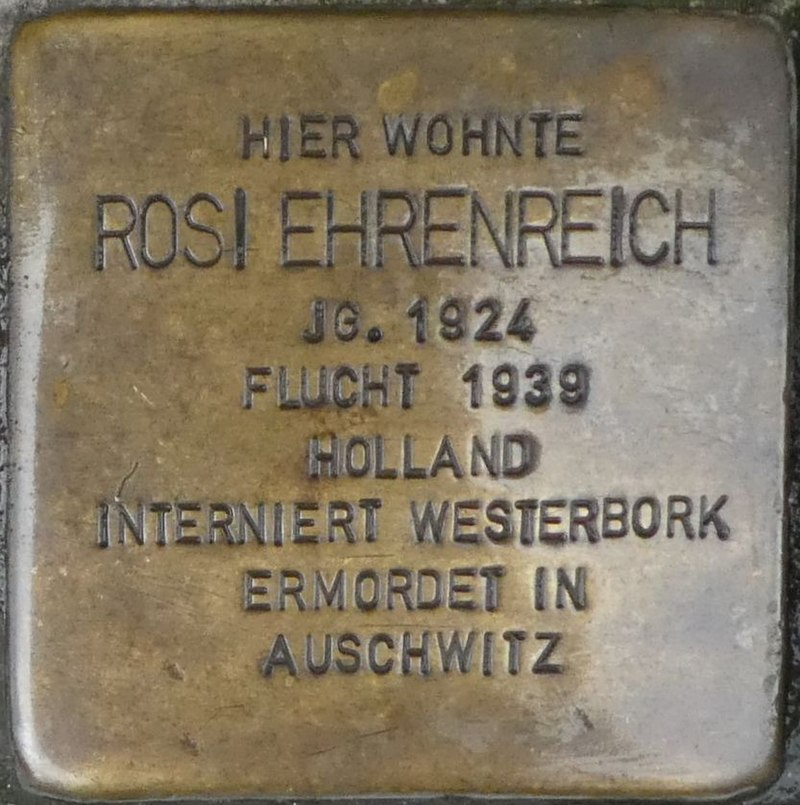 Rosi Ehrenreich, Neugasse 3 (Wiesbaden).jpg