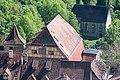 Rothenburg ob der Tauber, Burggasse 5, vom Rathausturm 20170526 001.jpg