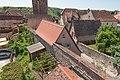 Rothenburg ob der Tauber, Stadtbefestigung, Stadtmauer zwischen Ruckesser und Siebersturm 20170526 001.jpg
