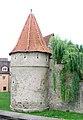 Rottenburg, Stadtmauer, Wehrturm (4709507709).jpg