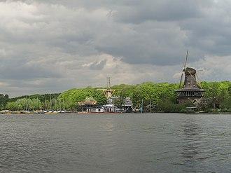 Kralingen - Two mills and the Kralingse Plas