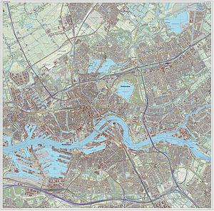 Rotterdam-plaats-OpenTopo