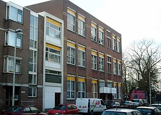 Feijenoord district - Image: Rotterdam Da Costaschool