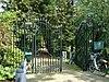 foto van Park 'Schoonoord': toegangshek