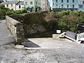 Roundstone Harbour - the Lifeboat slipway - geograph.org.uk - 1292496.jpg