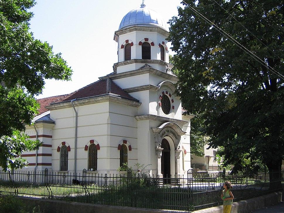 Rousse St Georgi Church