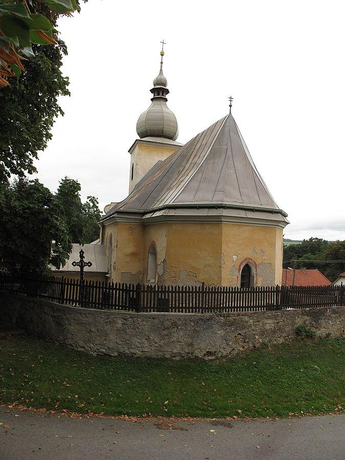 Rovná (Pelhřimov District)