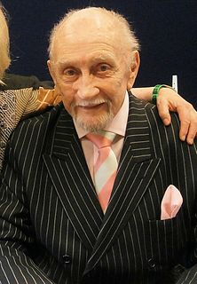 Roy Dotrice British actor