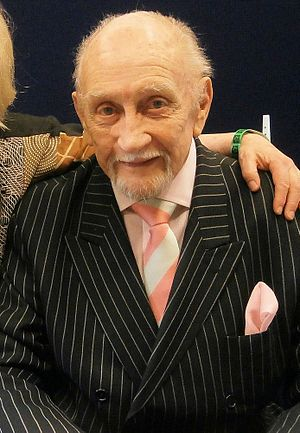 Roy Dotrice - Dotrice in 2014