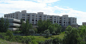University of Saskatchewan College of Medicine - Royal University Hospital northern face