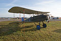 Royal Aircraft Factory S.E.5a Replica Baslee Airdrome Aeroplanes RSideFront SNF 04April2014 (14399740999).jpg