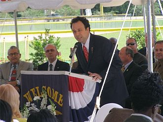 Royd Anderson - Royd Anderson speaking at the George Prince Ferry Memorial Ceremony, October 17, 2009