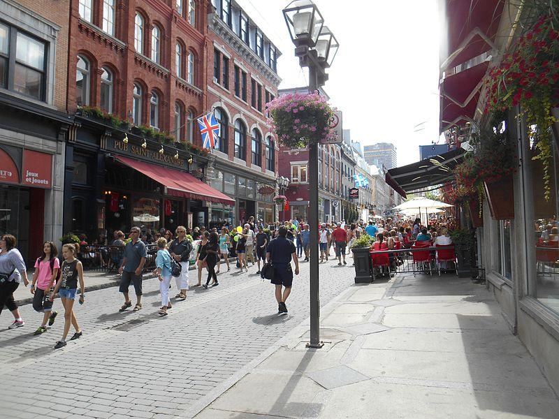 Lugares para comer em Quebec City