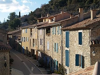 Vitrolles-en-Luberon Commune in Provence-Alpes-Côte dAzur, France