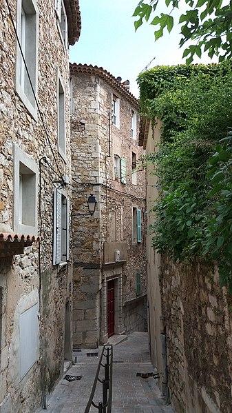 Ruelle - La Cadière d'Azur.