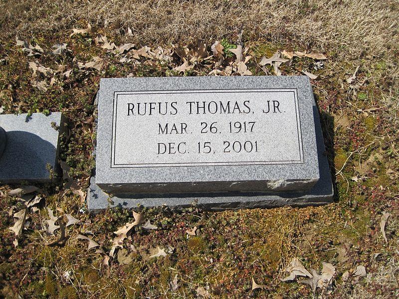 File:Rufus Thomas Grave New Park Cem Memphis TN 2.jpg