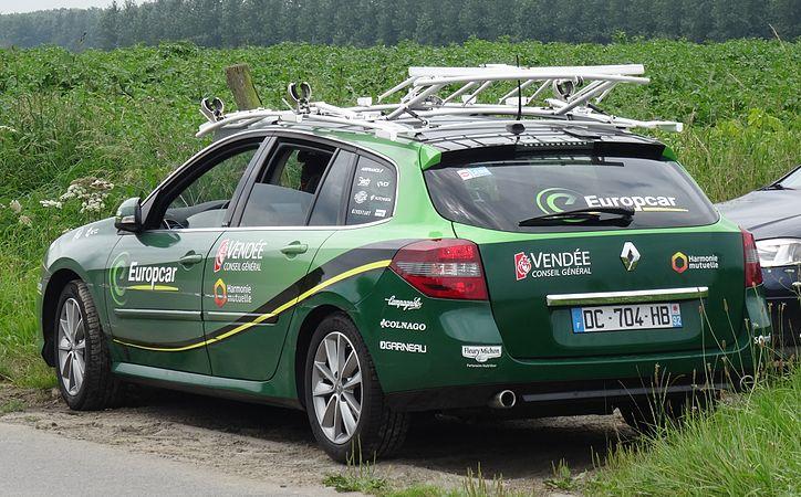 Rumillies (Tournai) - Tour de Wallonie, étape 1, 26 juillet 2014, ravitaillement (A10).JPG