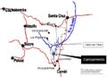 Ruta del Che - Bolivia - 1967.png