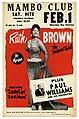 Ruth Brown performs at Mambo Club, Wichita, Kansas, 1957.jpg