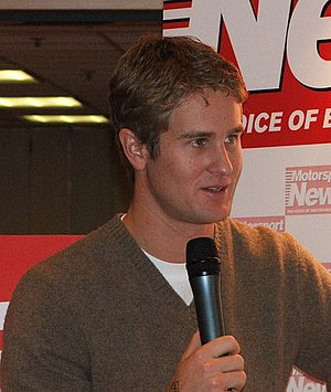 Ryan Hunter-Reay - Hunter-Reay at the Autosport International in 2005.