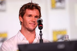 Blinky Bill the Movie - Ryan Kwanten plays the role of voicing Blinky Bill.
