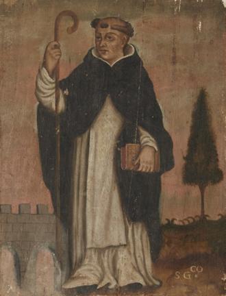Gonçalo de Amarante - Painting.