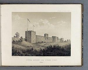 Södra muren och Söder port (Wisby)