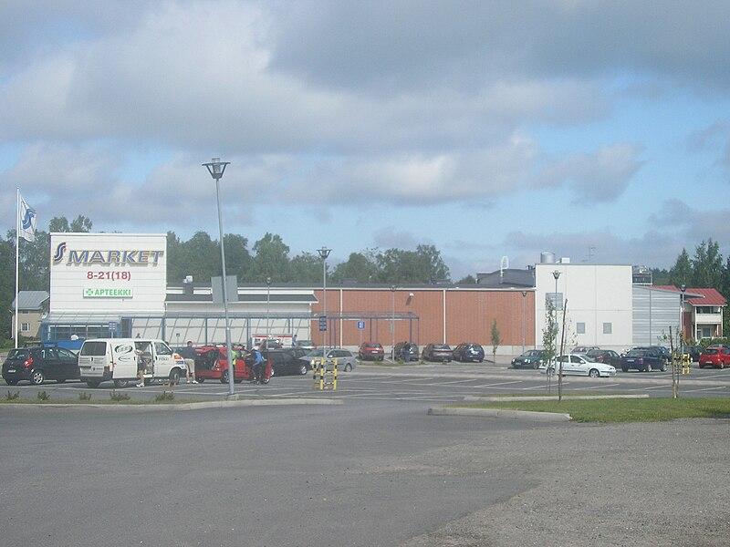 S Market Kälviä