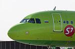 S7 Airbus A320-214 VQ-BES (8648436455).jpg
