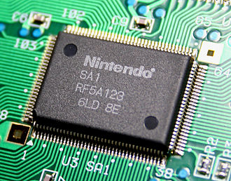 Kirby Super Star - The game utilized the SA-1 chip for increased performance.