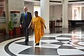 """SD arrives for U.S.-India """"2+2"""" Ministerial Dialogue 180906-D-BN624-002 (30638120558).jpg"""