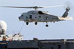 SH-60K taking off from a JMSDF DDH-181 Hyuga.jpg