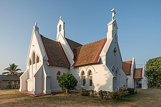 Saint Stephens Church, Negombo