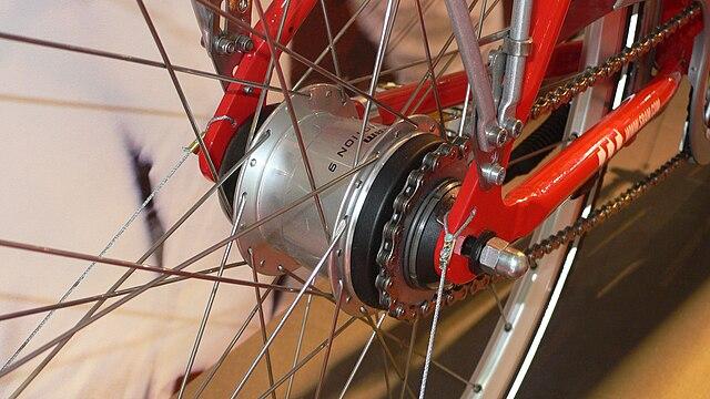Datei:SRAM iMotion 9 Coaster brake.jpg