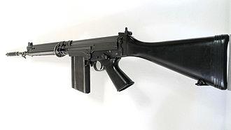 Service rifle - StG 58