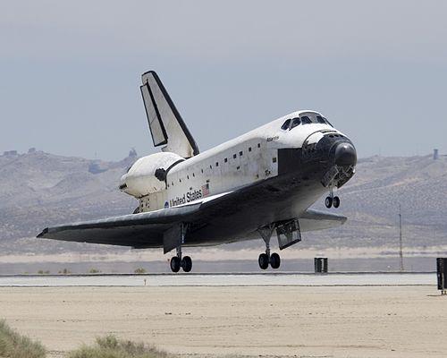 space shuttle atlantis - 690×552