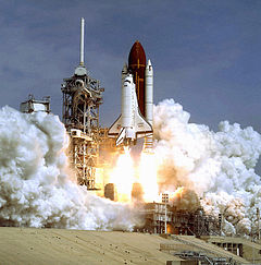 STS-37 Launch