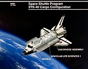 STS-40-GAS