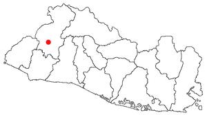 サンタ・アナ (エル・サルバドル)'s relation image