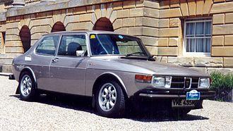 Saab 99 - UK-spec 1974 Saab 99 EMS
