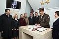 Saeimas priekšsēdētāja piedalās restaurētā Brīvības pieminekļa atklāšanā (37789629811).jpg