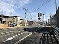 Saga Prefectural Road No.145 in Miyaki, Miyaki, Fukuoka.jpg