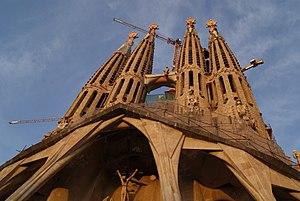 Sagrada Família 2010