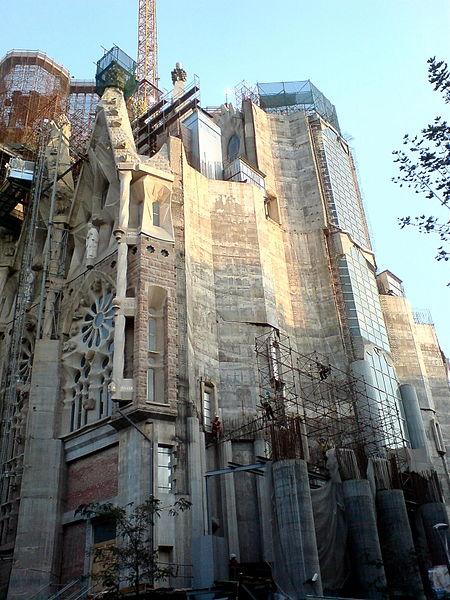 File:Sagrada Família Glory Facade 2011.jpg