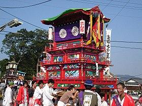 Saijyo Matsuri Syunuri Danjiri.jpg