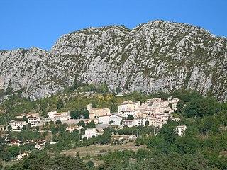 Saint-Auban Commune in Provence-Alpes-Côte dAzur, France