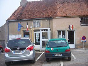 Saint-Privé, Saône-et-Loire - Image: Saint Prive Mairie