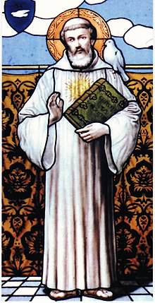 Picture of Saint Columbanus