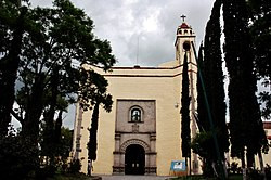 Saint Francis of Assisi Church, Tepeji del Rio, Hidalgo State, Mexico 24.jpg