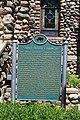 Saint Mary Catholic Church historical marker, 210 West Main Street, Manchester, Michigan - panoramio.jpg